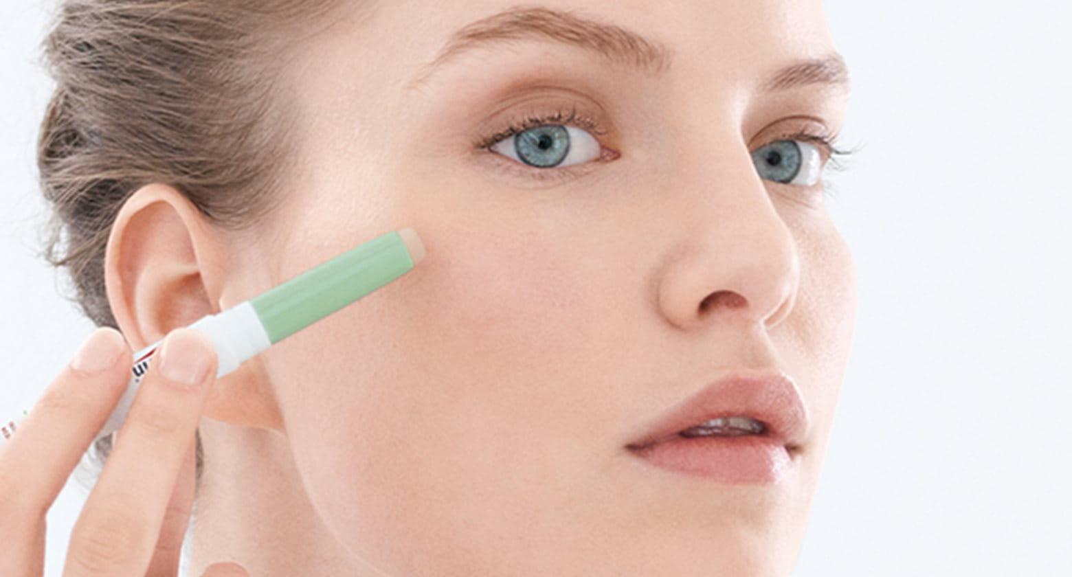 Make Up Richtig Auftragen Akne Eucerin