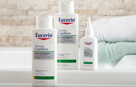 Eucerin Dermo Capillaire Pflegeserie