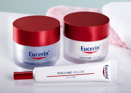 Eucerin Volume-Filler Pflegeserie