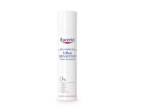 Eucerin UltraSENSITIVE Reinigungslotion