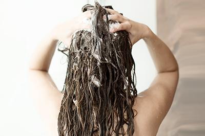 Haare dauerhaft ohne shampoo