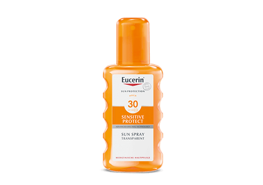 Sun Spray Transparent LSF 30